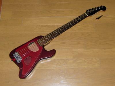 弱音ギターだ
