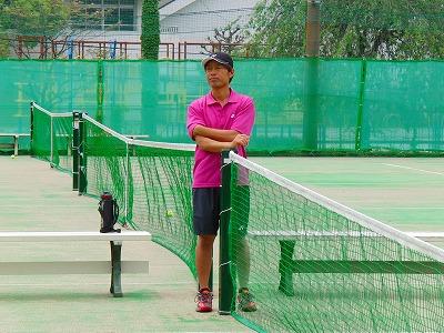 安久津コーチ