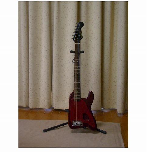 ギター完成